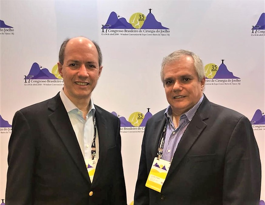 Corpo clínico participa de congressos, cursos e simpósios no Brasil e exterior